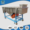 Stainless Steel Linear Almonds Mealworm Sesame Pulps Vibrating Sieve