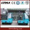 Ltma New Battery Forklift Type 3 Ton Electric Side Loader Forklift