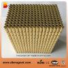N38 Golden Bar Neodymium Magnet
