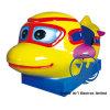 Coin Operated Interactive Happy Airplane Kiddie Ride Game Machine (ZJ-K17)