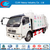 4X2 8cbm Dongfeng Compressed Garbage Truck