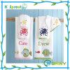 White Towel Nice Pattern Baby Bathing Towel