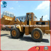 6-Cylinders 20ton Used 3~5-Cbm-Bucket-Capacity Caterpillar 966D Front-Discharging Backhoe Wheel Loader