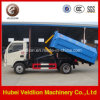 Mini 3-4 Tons Hook Lift Garbage Truck