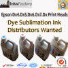 Sublimation Ink for Epson Dx4. Dx5. Dx6. Dx7. Dx8 Print Heads