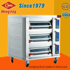 Luxury 3-Deck 6-Tray Electric Oven (CE ISO)