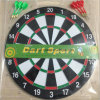 12 Inch Dartsboard Set with Dart Needles
