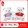 Customized Plush Stuffed Toys Teddy Bear with Plush T-Shirt