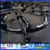 Black Painted Admiralty Boat Anchor