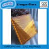 Extra Clear Orange Decoration Glass