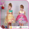 Beautiful Chiffon Girls' Apparel, Child Garment (6255#)