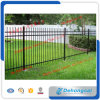 Easy Assembly Style Security Wrought Iron Fence