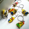 Promotional Gifts Despicable Me 3D Rubber Key Ring
