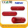 Portable Woreless Mini Pill Shape Bluetooth Speaker