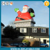 2016 Factory Sale Directly Cheap Christmas Decoration Inflatable Santa Claus Balloon Model for Sale