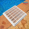 Swimming Pool Main Drain Cover Square Main Drain Grille