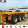 New 3 Axles 40foot Flatbed Trailer for Sale
