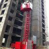 2 Ton Double Cage Building Hoist Elevator Sc200/200