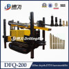 Defy Dfq-200 Hydraulic DTH Hammer Shallow Water Well Bore Hole Drilling Machine Price