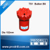 High Quality Hollow Button Bits T51-102mm