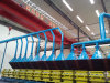 Semi-Automatic Lost Foam Casting Line/ Environmental Friendly Casting Quipment