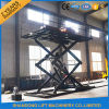 Hydraulic Underground Garage Car Sissor Lift with Ce