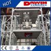 Wave Concrete Mixer with Hopper and Lifting System China Sale