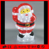 LED Motif Light Christmas Decoration 3D Santa Claus