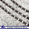 Rubber Diamond Wire