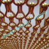 Fashionable 12mm Decorative Metal Chain Door Curtain