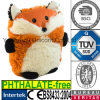 SGS Fox Plush Toy Lavender Stuffed Bag Microwave Heat Toy