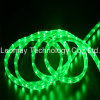 Green IP68 220VAC SMD3528 Flexible High Voltage LED Strip Light