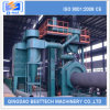 China New Steel Pipe out Surface Shot Blasting Machine