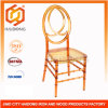 Wholesale Disassemble Amber Polycarbonate Resin Phoenix Chair