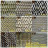 Decorative Metal Mesh for Furniture Office Hotel Room Partition Screen