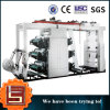 Unwind / Rewind Unit Flexographic Printing Machine for Both Side Paper Cup / Roll Paper