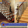 Outdoor Wrought Iron Stair Railing Models