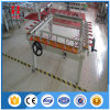 Good Quality and Low Price Chain Wheel Screen Stretching Machine