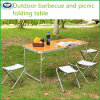 Garden Furniture Portable Picnic Barbecue Table