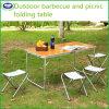 Garden Furniture Portable Picnic Barbecue Table