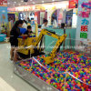 Indoor Children Fun Park Toys Mini Digger for Indoor Playground