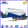 3 Axle 38cbm Dry Bulk Cement Transportation Tanker Semi Trailer for Southest Asia Market