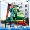 New High Productive 0.5m3 Js500 Belt Conveyor Type Twin Shaft Concrete Mixer