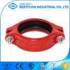 FM Approved Ductile Iron Grooved Couplings and Fittings Flexible Coupling