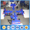 Double Wheel Overprint Manual Screen Printing Machine