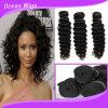 100% European Virgin Remy Hair Deep Wave Human Hair Bundle