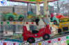 Mini Sightseeing Car Amusement Theme Park Fair Mini Shuttle Cars