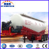 Spare Parts Available 3 Axle 45cbm Cement Bulk Tanker Semi Trailer