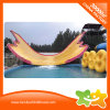 Large Plastic Pool Floating Water Slide Plaground for Sale