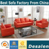 New Arrival North Europe Leather Sofa for Home and Office Use (Q1710)